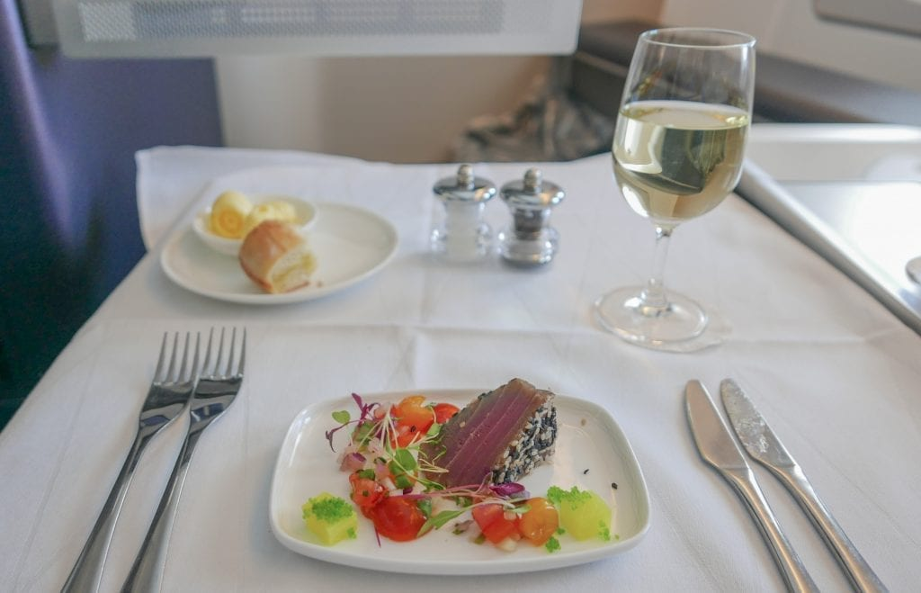 BA A380 F 21 1024x659 - REVIEW - British Airways : First Class - London to Miami (A380)