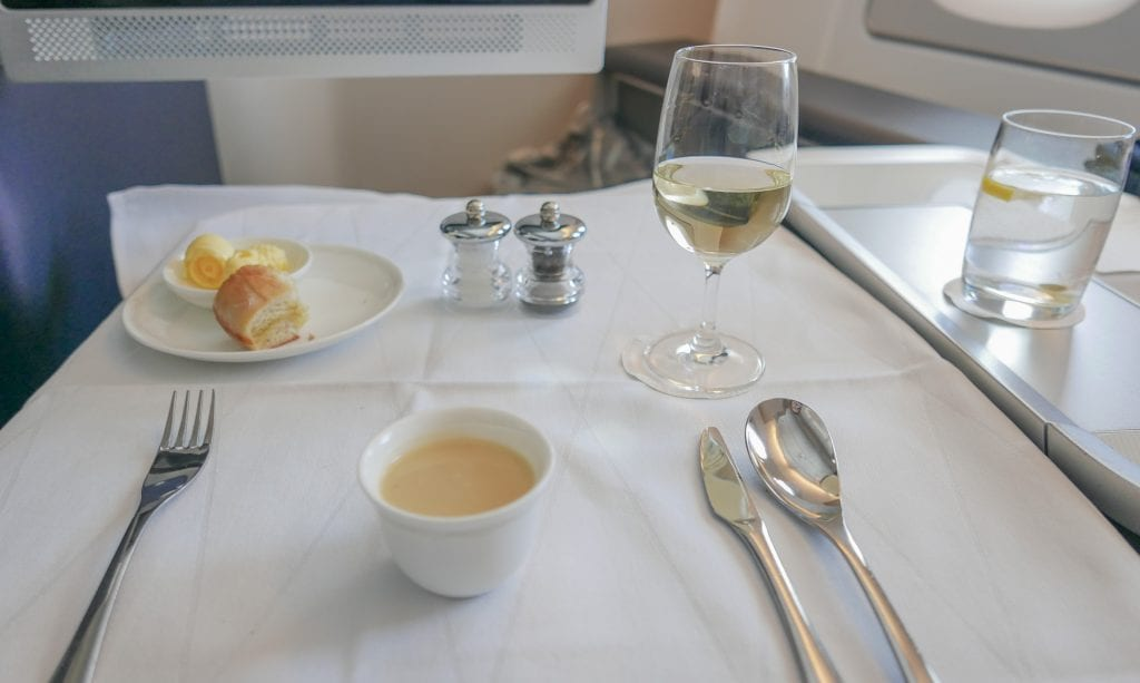 BA A380 F 22 1024x613 - REVIEW - British Airways : First Class - London to Miami (A380)