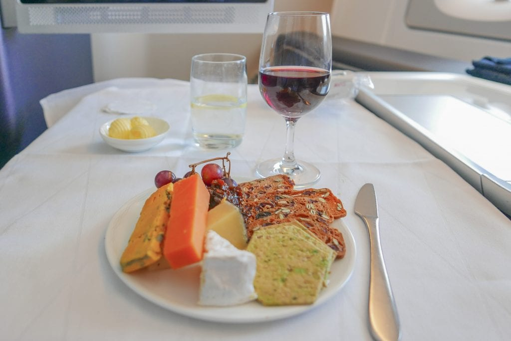 BA A380 F 27 1024x684 - REVIEW - British Airways : First Class - London to Miami (A380)