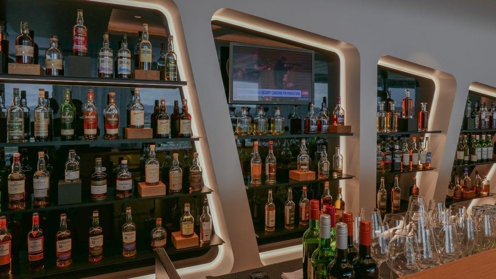 SWISS ZRH Senator E gates 16 1024x576 - REVIEW - SWISS First Class Lounge - Zurich (ZRH E-Gates)