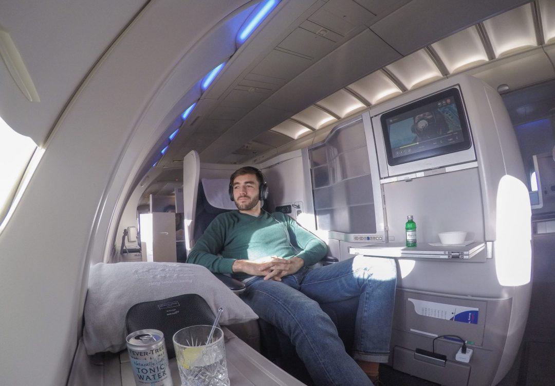 BA upper deck 64A