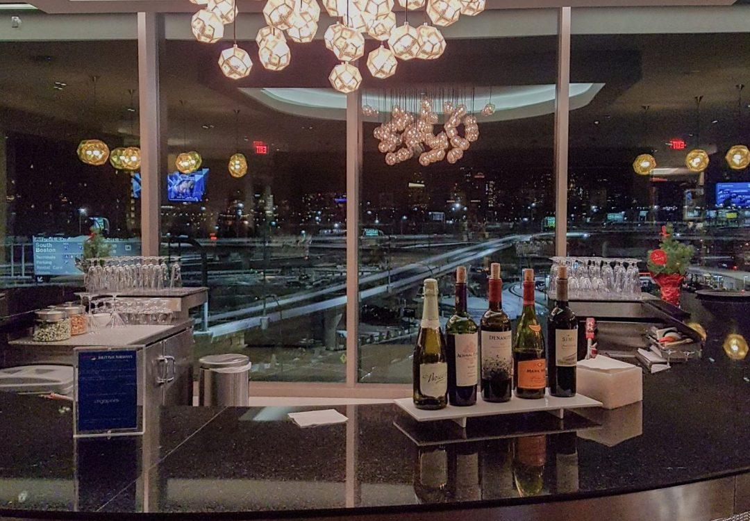 BA lounge BOS 10 1080x750 - REVIEW - The British Airways Boston Lounge - BOS Terminal E