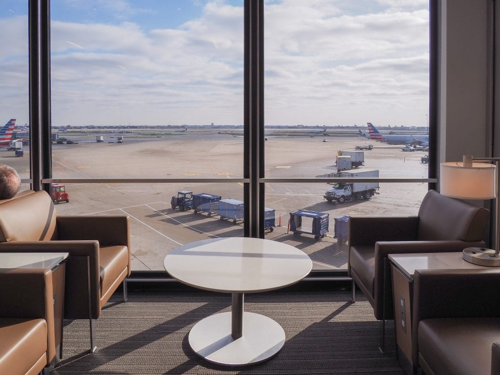 ORD flagship lounge 11 1024x768 - REVIEW - American Airlines Flagship Lounge, Chicago - ORD T3