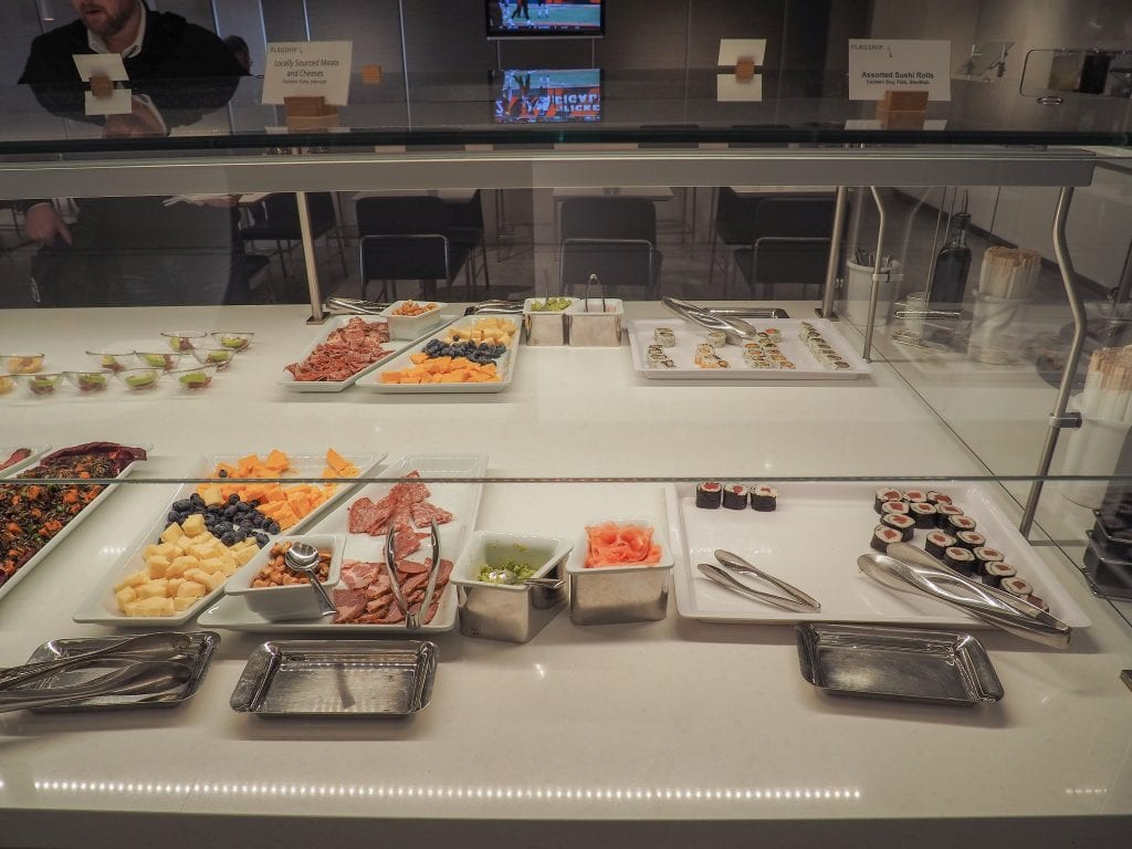 ORD flagship lounge 13 1024x768 - REVIEW - American Airlines Flagship Lounge, Chicago - ORD T3
