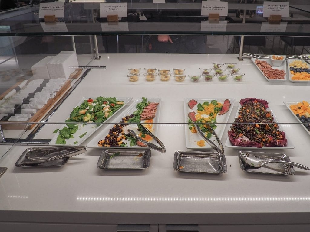 ORD flagship lounge 14 1024x768 - REVIEW - American Airlines Flagship Lounge, Chicago - ORD T3