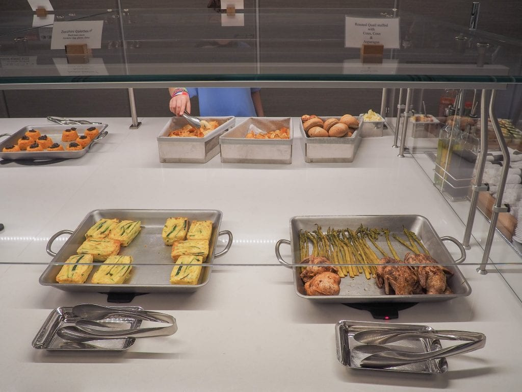 ORD flagship lounge 15 1024x768 - REVIEW - American Airlines Flagship Lounge, Chicago - ORD T3