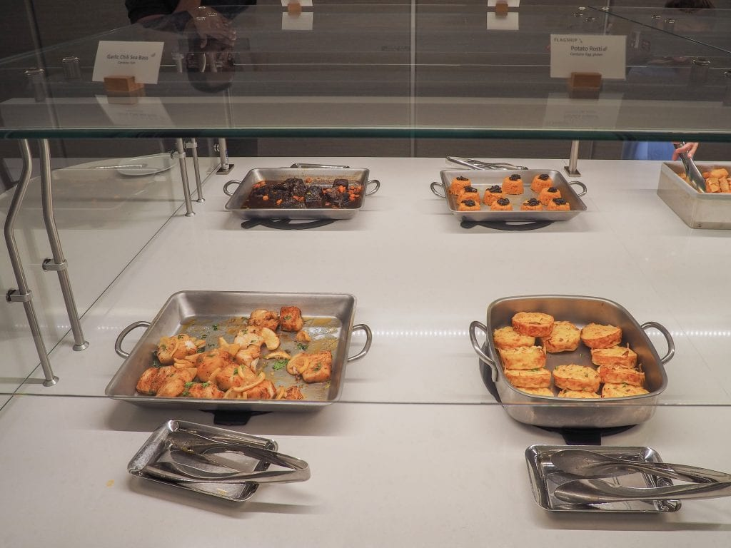 ORD flagship lounge 16 1024x768 - REVIEW - American Airlines Flagship Lounge, Chicago - ORD T3
