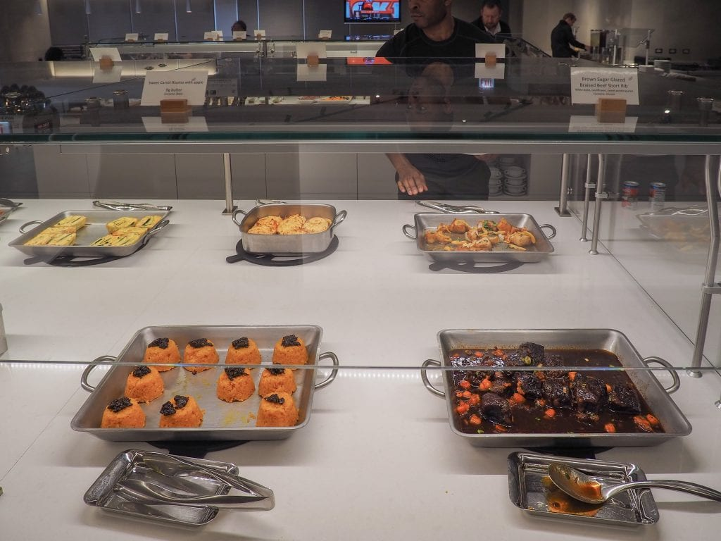 ORD flagship lounge 17 1024x768 - REVIEW - American Airlines Flagship Lounge, Chicago - ORD T3