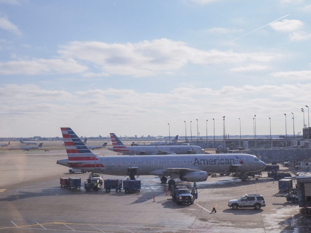 ORD flagship lounge 24 1024x768 - REVIEW - American Airlines Flagship Lounge, Chicago - ORD T3