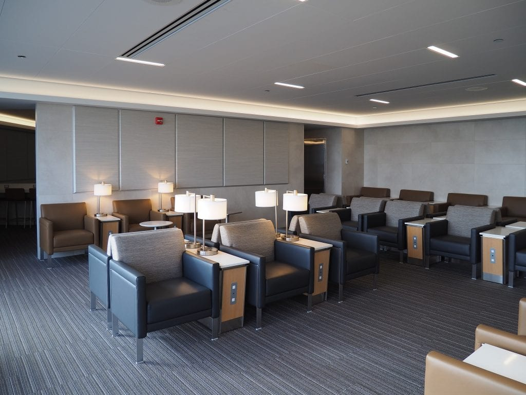 ORD flagship lounge 5 1024x768 - REVIEW - American Airlines Flagship Lounge, Chicago - ORD T3