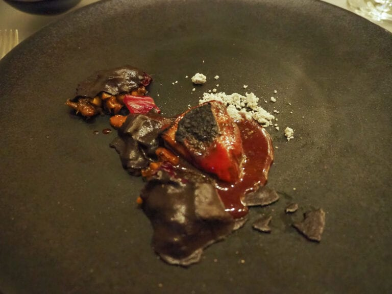 alinea 14 768x576 - Year end mileage run to Chicago for dinner...
