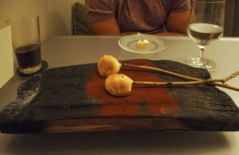 alinea 17 768x498 - Year end mileage run to Chicago for dinner...