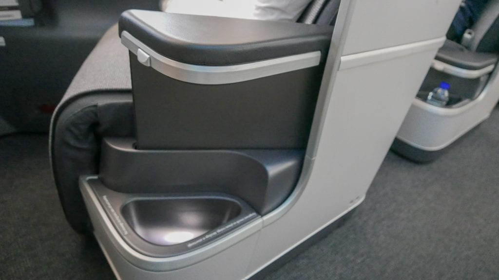 AC dreamliner 11 1024x576 - REVIEW - Air Canada : Business Class - Vancouver to London LHR (B789)