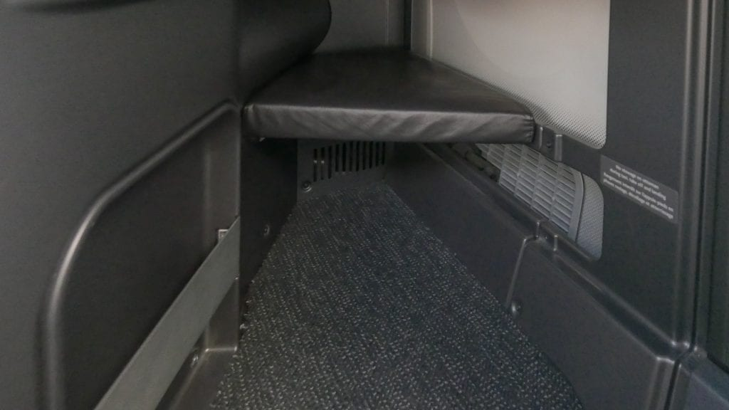 AC dreamliner 13 1024x576 - REVIEW - Air Canada : Business Class - Vancouver to London LHR (B789)