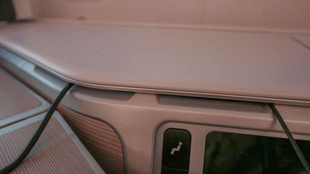 AC dreamliner 14 1024x576 - REVIEW - Air Canada : Business Class - Vancouver to London LHR (B789)
