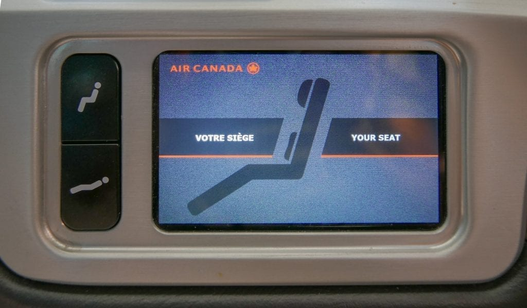 AC dreamliner 15 1024x600 - REVIEW - Air Canada : Business Class - Vancouver to London LHR (B789)