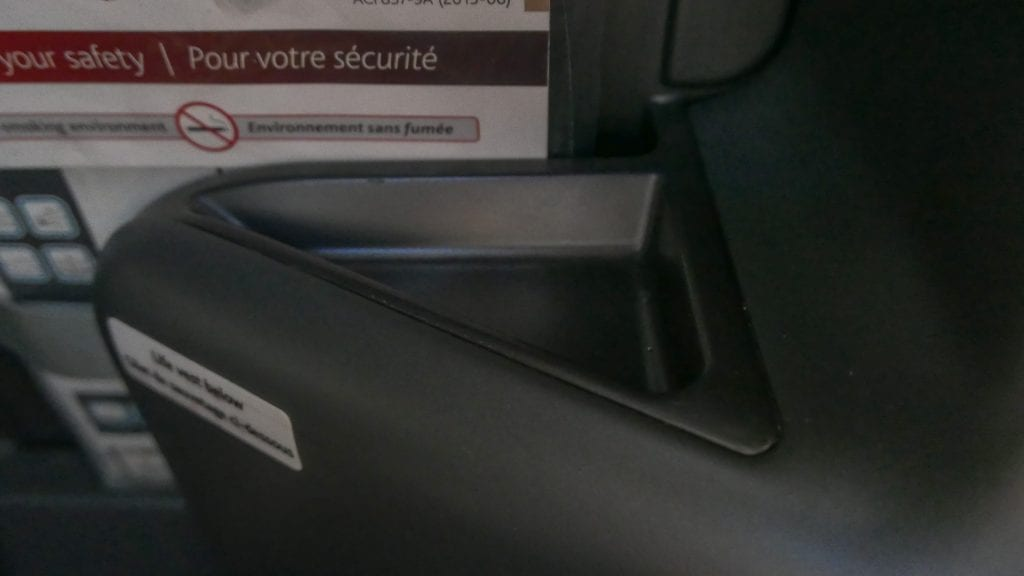 AC dreamliner 17 1024x576 - REVIEW - Air Canada : Business Class - Vancouver to London LHR (B789)