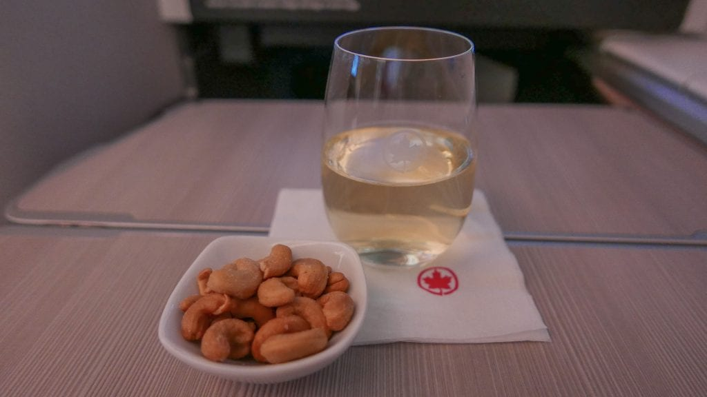 AC dreamliner 33 1024x576 - REVIEW - Air Canada : Business Class - Vancouver to London LHR (B789)