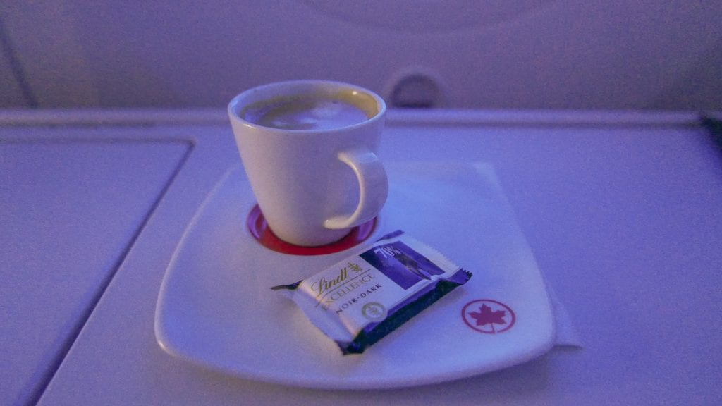 AC dreamliner 40 1024x576 - REVIEW - Air Canada : Business Class - Vancouver to London LHR (B789)