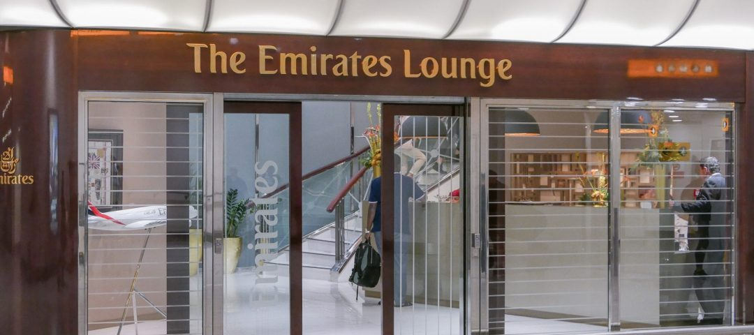EK lounge 1 1080x480 - REVIEW - Emirates Lounge : First and Business Class, London (LHR - Terminal 3)