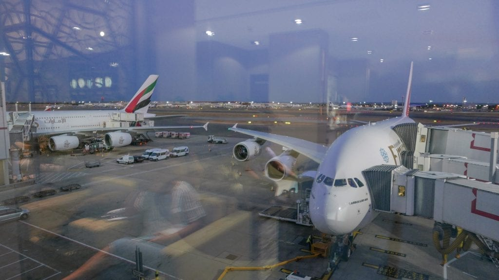 EK lounge 5 1024x576 - REVIEW - Emirates Lounge : First and Business Class, London (LHR - Terminal 3)