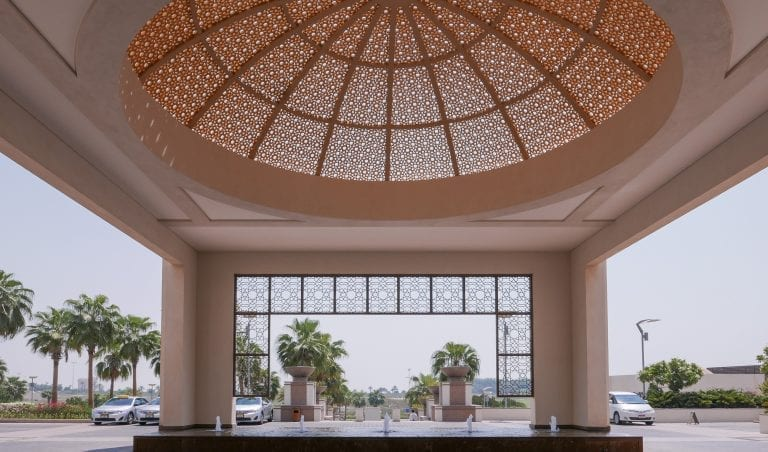 PH AUH Terrace suite 3 768x452 - REVIEW - Park Hyatt Abu Dhabi : Terrace Suite