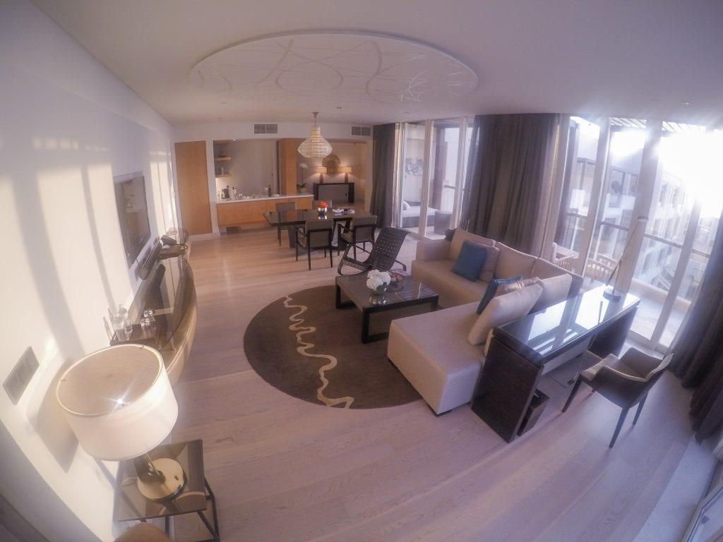 PH AUH Terrace suite 35 1024x768 - REVIEW - Park Hyatt Abu Dhabi : Terrace Suite