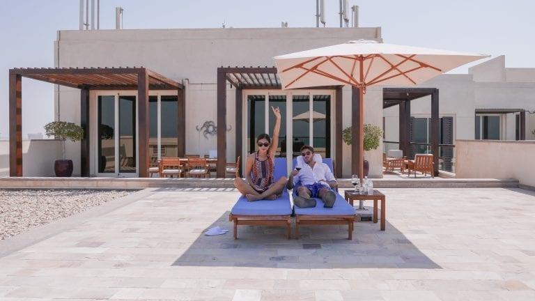 PH AUH Terrace suite 51 768x432 - REVIEW - Park Hyatt Abu Dhabi : Terrace Suite