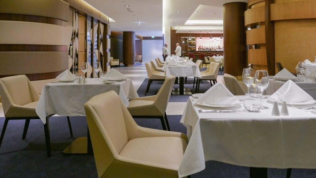 EY Flounge AUH 16 1024x576 - REVIEW - Etihad First Class Lounge, Abu Dhabi (AUH - Terminal 3)