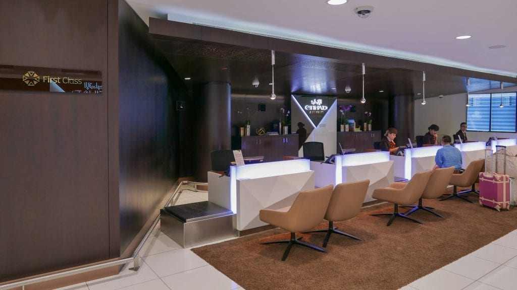 EY Flounge AUH 2 1024x576 - REVIEW - Etihad First Class Lounge, Abu Dhabi (AUH - Terminal 3)