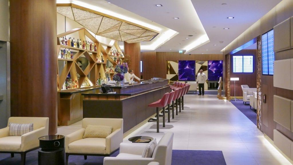 EY Flounge AUH 23 1024x576 - REVIEW - Etihad First Class Lounge, Abu Dhabi (AUH - Terminal 3)