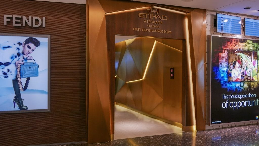 EY Flounge AUH 3 1024x576 - REVIEW - Etihad First Class Lounge, Abu Dhabi (AUH - Terminal 3)