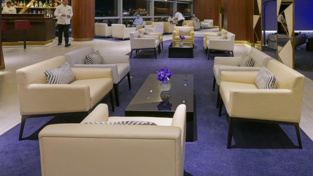 EY Flounge AUH 32 1024x576 - REVIEW - Etihad First Class Lounge, Abu Dhabi (AUH - Terminal 3)