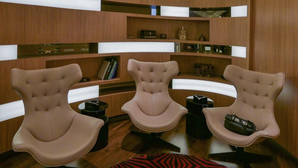 EY Flounge AUH 40 1024x576 - REVIEW - Etihad First Class Lounge, Abu Dhabi (AUH - Terminal 3)