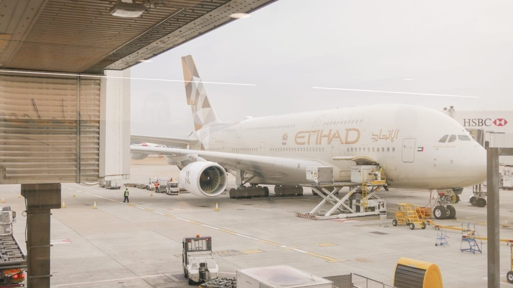 EY APTS 14 1024x576 - SECOND REVIEW - Etihad : First Class Apartments - Abu Dhabi AUH to London LHR (A380)