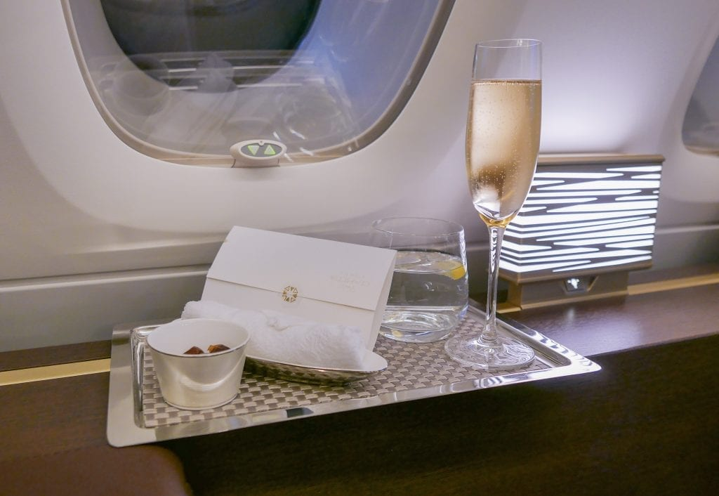 EY APTS 3 1024x706 - SECOND REVIEW - Etihad : First Class Apartments - Abu Dhabi AUH to London LHR (A380)