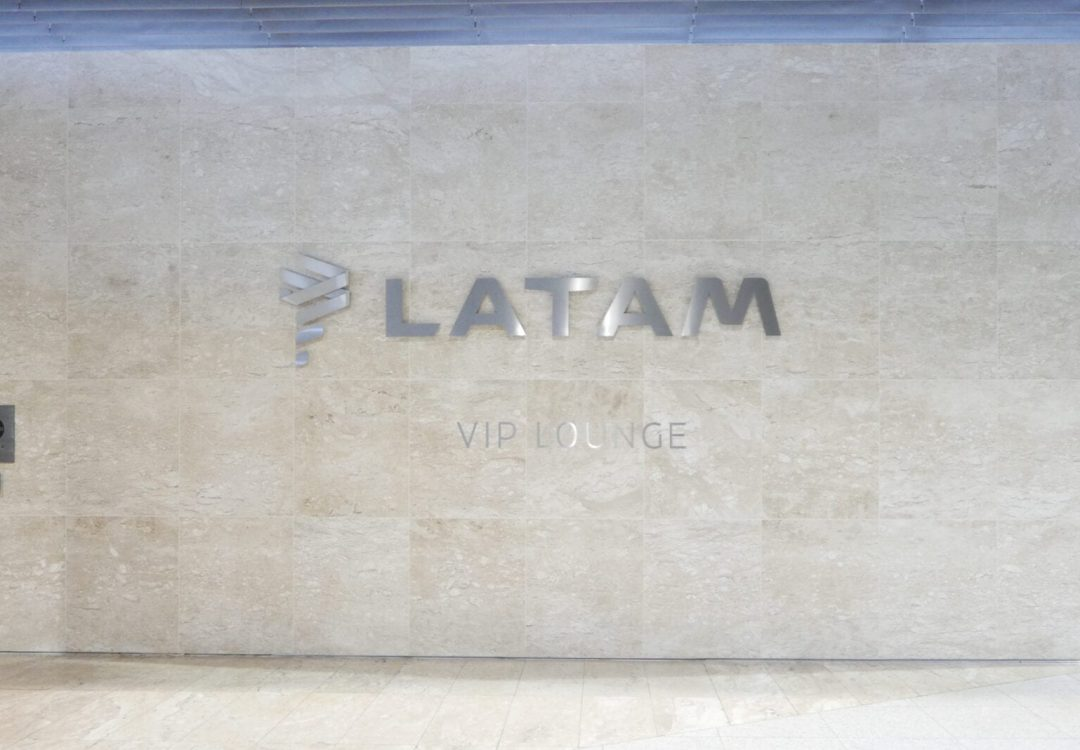 LATAM lounge sao paulo
