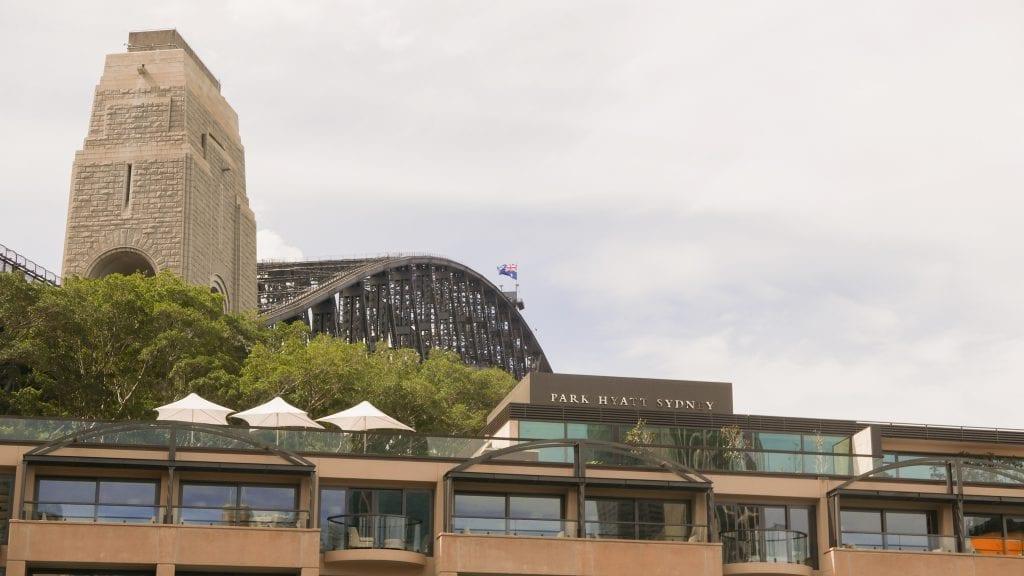 PH SYD Opera deluxe 100 1024x576 - REVIEW - Park Hyatt Sydney : Opera Deluxe Room
