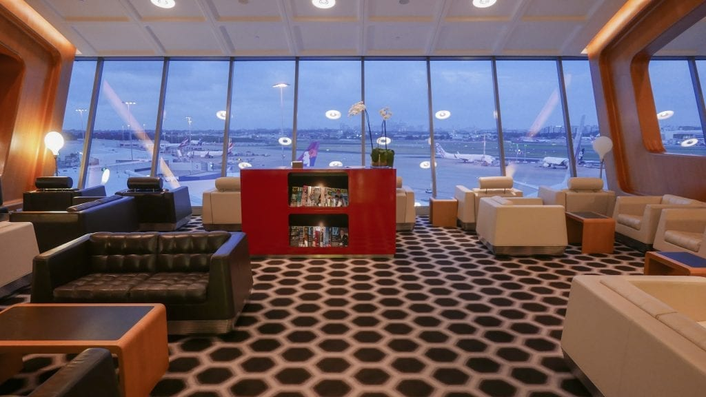 QF Flounge SYD evening 8 1024x576 - REVIEW - Qantas First Class Lounge - Sydney T1
