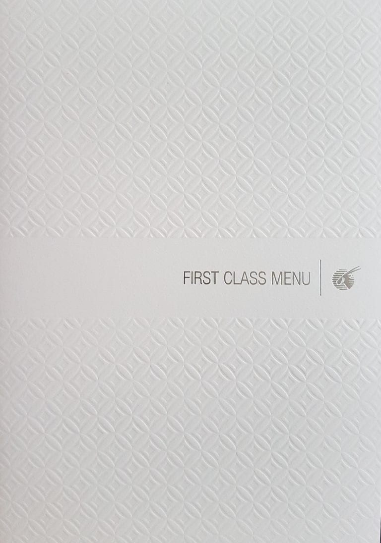 QR F SYD DOH 52 768x1096 - REVIEW - Qatar : First Class - Sydney SYD to Doha DOH (A380)
