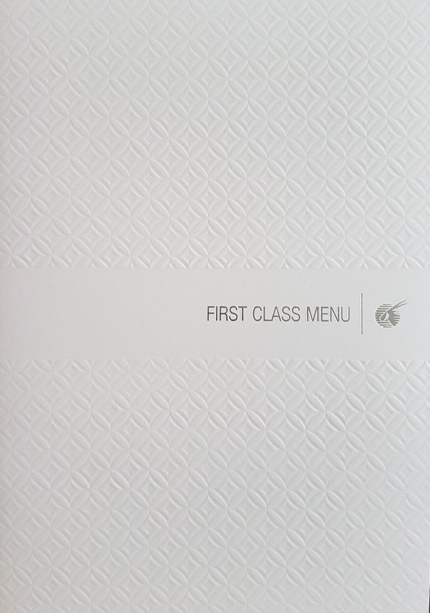 QR F SYD DOH 52 - REVIEW - Qatar : First Class - Sydney SYD to Doha DOH (A380)