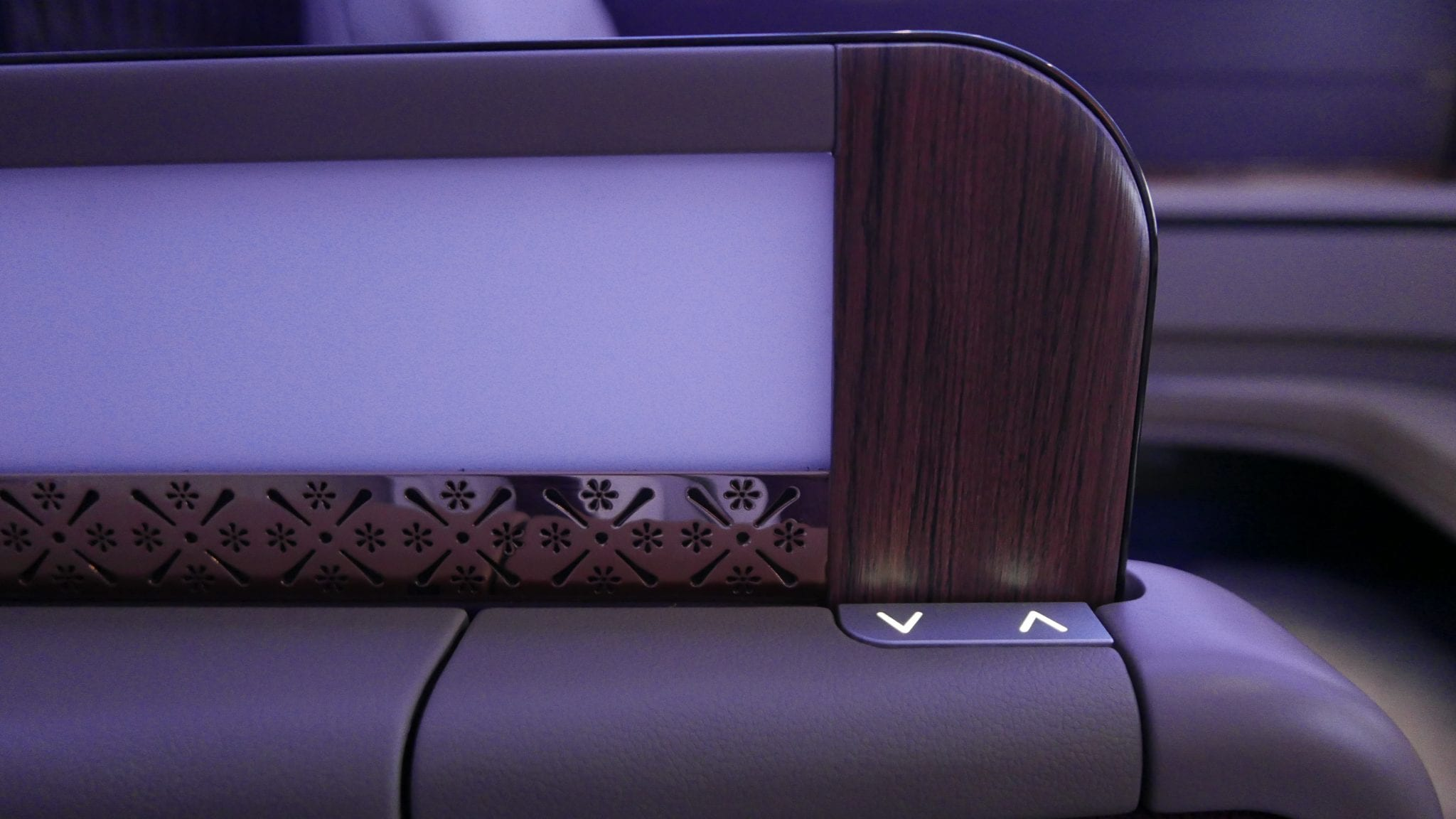 QR F SYD DOH 8 - REVIEW - Qatar : First Class - Sydney SYD to Doha DOH (A380)