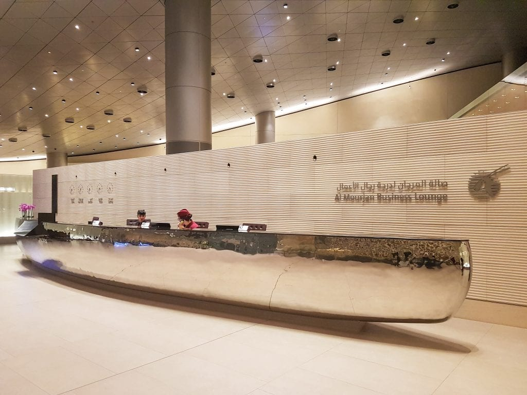 QRJ DOH SYD 1 1024x768 - REVIEW - Qatar Airways : Business Class - Doha DOH to Sydney SYD (A380)