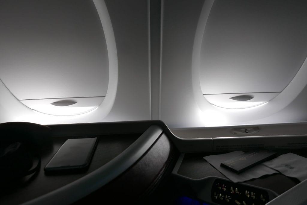 QRJ DOH SYD 23 1024x685 - REVIEW - Qatar Airways : Business Class - Doha DOH to Sydney SYD (A380)