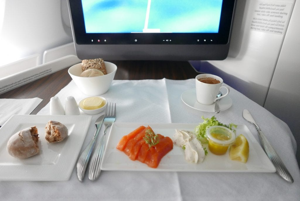 QRJ DOH SYD 24 1024x685 - REVIEW - Qatar Airways : Business Class - Doha DOH to Sydney SYD (A380)