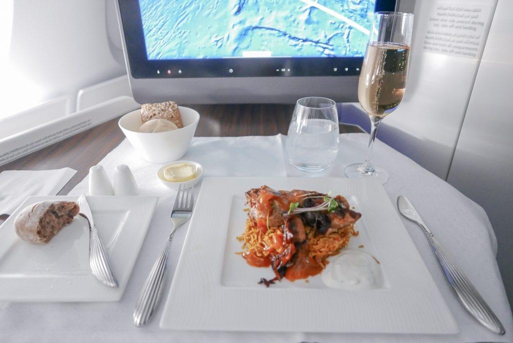 QRJ DOH SYD 25 1024x685 - REVIEW - Qatar Airways : Business Class - Doha DOH to Sydney SYD (A380)