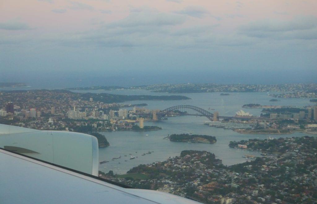QRJ DOH SYD 42 1024x658 - REVIEW - Qatar Airways : Business Class - Doha DOH to Sydney SYD (A380)