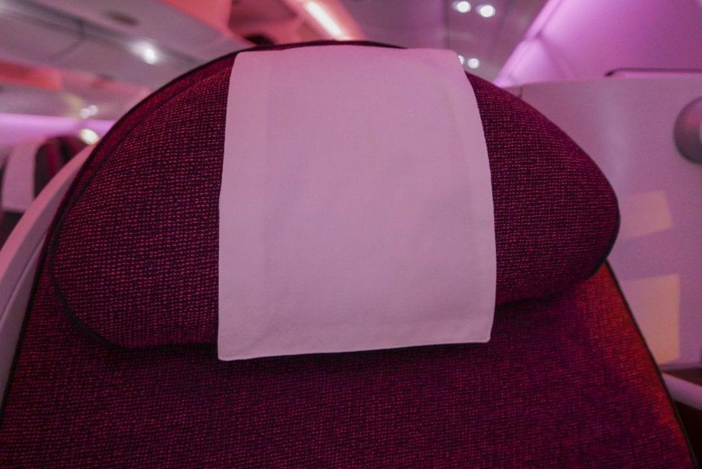 QRJ DOH SYD 5 1024x685 - REVIEW - Qatar Airways : Business Class - Doha DOH to Sydney SYD (A380)