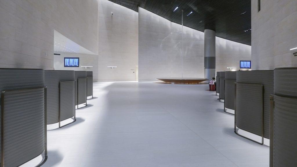 al safwa 11 1024x576 - REVIEW - Qatar Al Safwa First Class Lounge - Doha