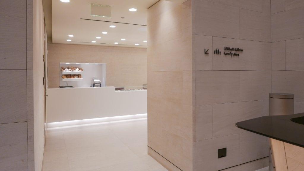 al safwa 18 1024x576 - REVIEW - Qatar Al Safwa First Class Lounge - Doha